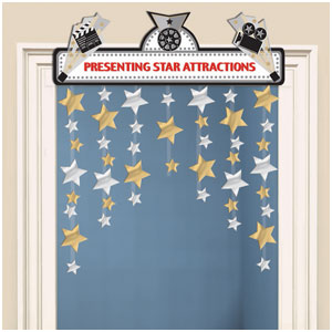 Star Attractions Door Decoration- 48in