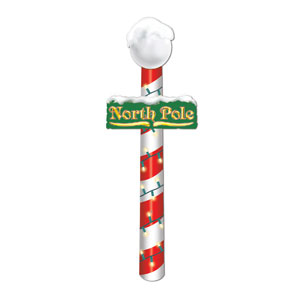 North Pole Sign Cutout - 4ft 7in