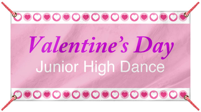 Heart Border - Custom Banner
