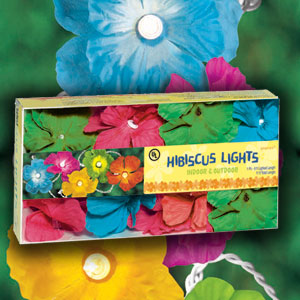 Hibiscus Light Set- 11ft