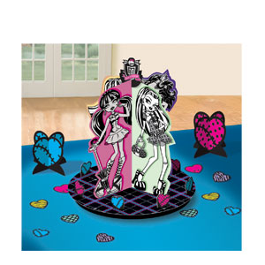 Monster High Table Decorating Kit- 23pc