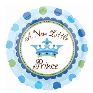 Little Prince Balloon - 18 Inch