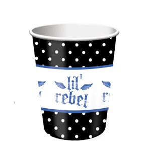 Little Rebel 9oz Cups - 8ct