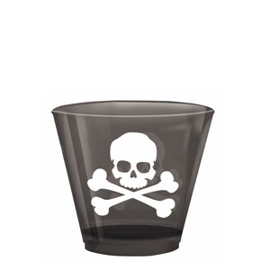 Skull and Bones 9 Ounce Tumblers- 40ct