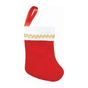 Ultra Mini Christmas Stocking Pack- 12ct