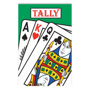Card Party Tally Cards- 12ct