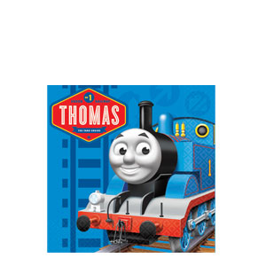 Thomas and Friends Beverage Napkins- 16ct