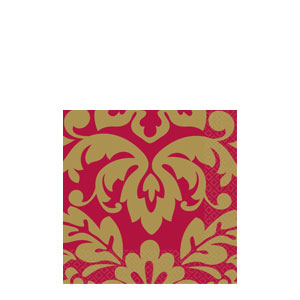 Christmas Cocktails Cocktail Napkins- 16ct