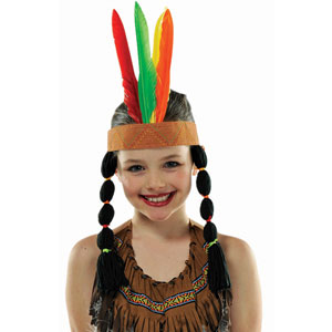 Native American Headband- 12 Inch