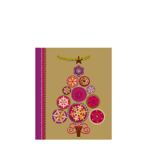 Season of Lights Gift Bag- 9 Inch