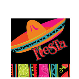 Fiesta Luncheon Napkins- 16ct
