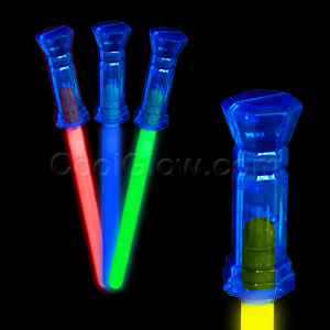 Fun Central O052 Glow in the Dark Light Saber - Assorted