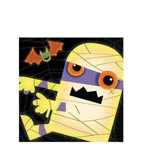 Boo Crew Luncheon Napkins- 16ct