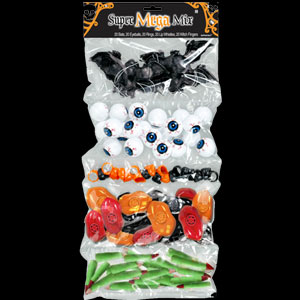 Halloween Super Party Pack- 100ct