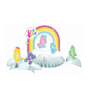 Care Bears Happy Day Centerpiece- 9in