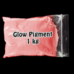 Glominex Glow Pigment 1 kg - Red