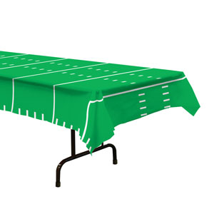 Game Day Football Tablecover- 108in