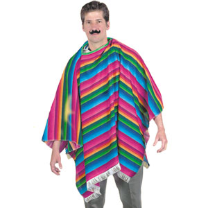 Fiesta Multicolored Serape