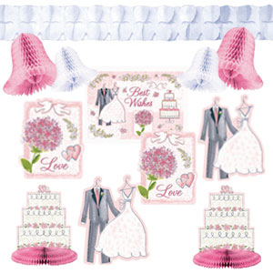 Wedding Decorating Kit - 12ct