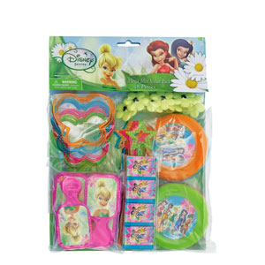 Disney Tinkerbell Favor Pack- 48pc