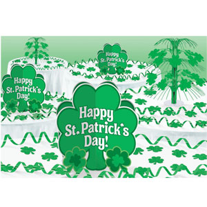 St. Patrick's Day Table Decorating Kit