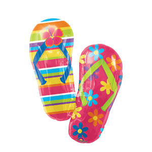 Flip Flops Shape Balloon- 33in