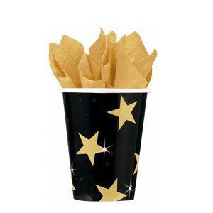 Star Attraction 9 oz. Cups- 8ct