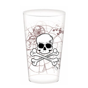 Shocktails 16 Ounce Plastic Tumblers- 25ct
