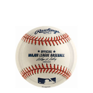 Rawlings Baseball 7 Inch Plates- 18ct