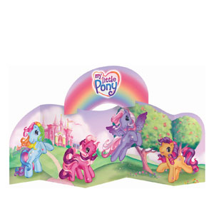 My Little Pony Centerpiece- 13in