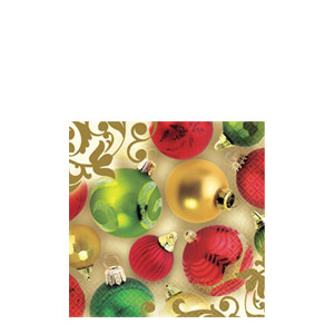Merry Moments Beverage Napkins