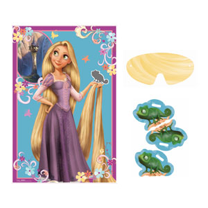 Disney Tangled Party Game- 4pc