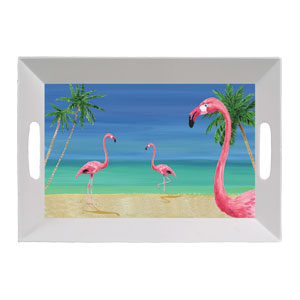Tropical 14 Inch Tray