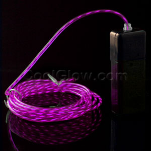 EL Motion Wire - Purple 2 Yard