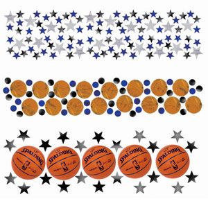Spalding Basketball Confetti Pack