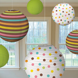 Fisher Price Lanterns - 6ct