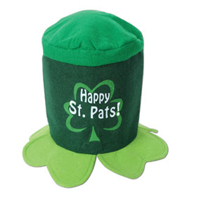 Happy ST. Pat's Hat