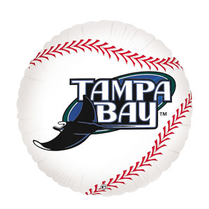 Tampa Bay Rays Balloon- 18in