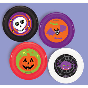 Halloween Flying Disc- 12ct