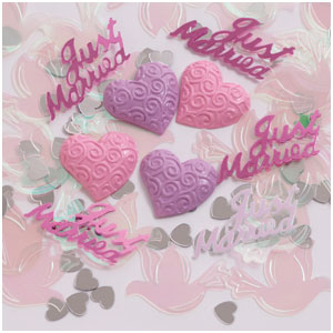 Heart Mix Confetti