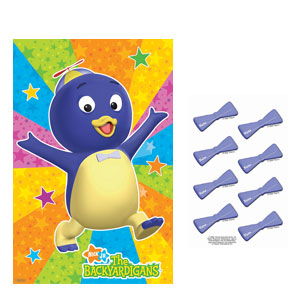 Backyardigans Party Game