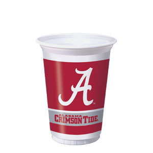 Alabama 20 oz. Cups