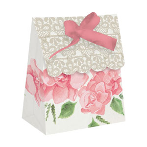 Antique Bridal Favor Bags