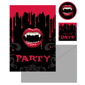 Fangtastic Invitation Pack- 20ct