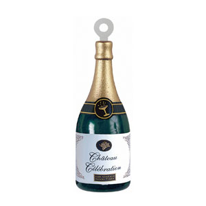 Champagne Balloon Weight