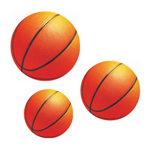 Basketball Value Pack Assortment- 12ct