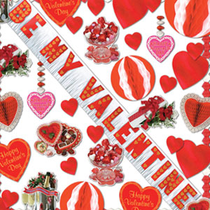 Be My Valentine Decorating Kit