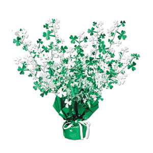 Shamrock Gleam Centerpiece