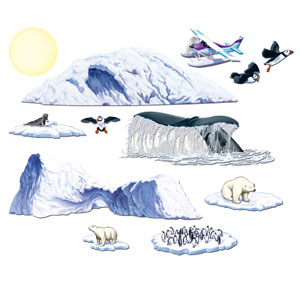 Arctic Cruise Props- 12ct