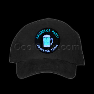 LED Animated Hat - Bachelor Party